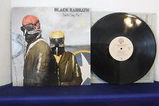 Black Sabbath, Never Say Die, Warner Bros Records BSK 3186, 1978 PROMO Hard Rock