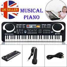 61 KEYS DIGITAL MUSIC ELECTRIC KEYBOARD MUSICAL PIANO ORGAN