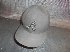 Old Vtg ATLANTA BRAVES  Men's HAT Baseball Cap MLB Advertising Souvenir