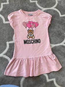 Girls moschino dress