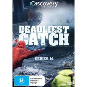 DEADLIEST CATCH : Season 14 : NEW DVD