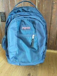 JanSport Driver 8 Rolling Backpack Navy Blue Excellent condition! Look 🙂