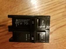 Eaton Br230 Double Pole Circuit Breaker, 30 Amp