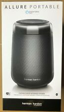Harman Kardon Allure Portable Voice-Activated Wi-Fi Bluetooth Speaker ~ SEALED ~