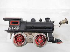 Mes-51605 Bing pista 0 máquina de vapor pintado,