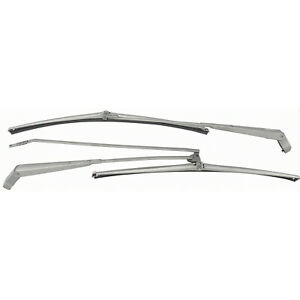 Wiper Arm/Blade Set, with Hidden Wipers, 4032-242-683S