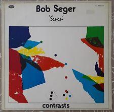 "BOB SEGER VINYLE LP 33Trs  ""SEVEN""  1973  VINYLE TRES BON ETAT"
