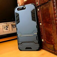 Huawei P10 Rugged Case & Impact Displacement System Tough Balistic Shell Blue