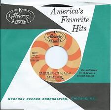 Lesley Gore:He gives me love (la la la)/Brand new me:US Mercury:Northern Soul