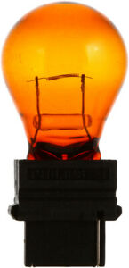 Turn Signal Light Bulb-Standard - Twin Blister Pack Rear,Front Philips 3156NAB2