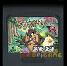 TAZ-MANIA Game Gear Tazmania Versione Europea ••••• SOLO CARTUCCIA