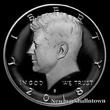2018 S Kennedy Half Dollar Clad Proof Coin ~ Mint Proof from Proof Set
