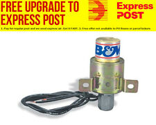 "B&M Launch Control Solenoid Controls The Front Or Rear Brakes, 1/8"" NPT Inlet &"