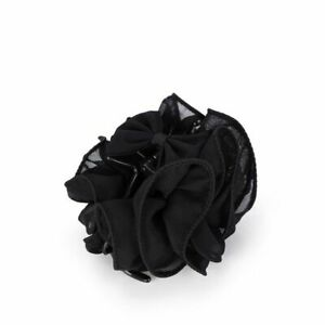 Chiffon Flower Hair Bow with Claw Jaw Clip Fashion Barrette Cute Accessories Hot