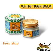 WHITE TIGER BALM HERBAL RELIEF FROM SINUS ACHES AND PAIN 15g Fast Shipping