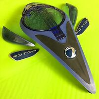 NEW Dye Rotor Paintball Loader Hopper Color Accent Kit - Blue