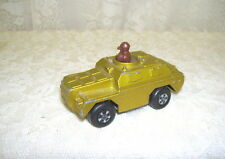 VINTAGE MATCHBOX ROLAMATICS TANK VEHICLE LESNEY ENGLAND 1973