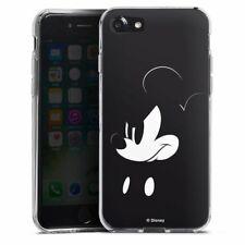 Apple iPhone SE (2020) Silikon Hülle Handyhülle Case Mickey Mouse - Mad