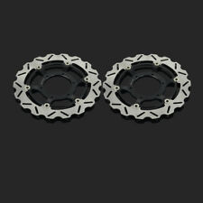 For Honda CBR600F CBR600F4i  CB900F 919 VTX1800  Front Floating Brake Disc Rotor
