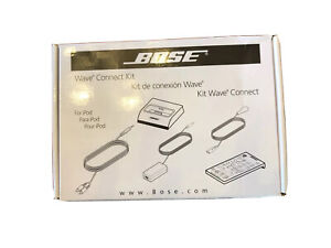 Bose Wave Connect Kit for IPod Docking Station (347759-0010)