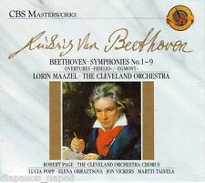 Beethoven: Sinfonie (Symphonies) Lorin Maazel, Cleveland Orchestra - CD Cbs