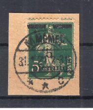 Memel 18a FARBE gest. Luxusbriefstück BPP 25EUR (R9044