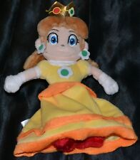 "8.5"" Princess Daisy Super Mario Bros. Brothers Plush Toys Dolls Stuffed Animals"