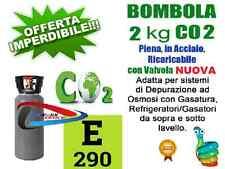 E290 BOMBOLA CO2 2KG  NUOVA