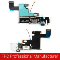For iPhone USB Charging Port Dock Connector Flex Cable Fix Replacement Parts !!