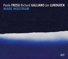 Mare Nostrum von Jan Lundgren,Paolo Fresu,Richard Galliano (2007)