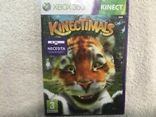 Pal version Microsoft Xbox 360 Kinectimals
