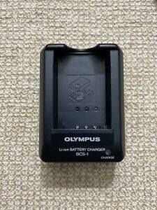OEM Olympus BLS-1 CHARGER - Free Shipping