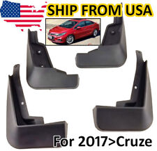 For Chevrolet Cruze 2017 2018 19 Splash Guards Mudguards Molded Mud Flaps Fender