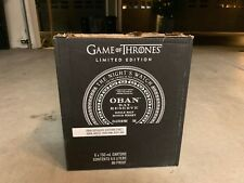Limited Edition Game Of Thrones The Night's Watch Oban Box