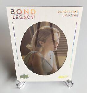James Bond Upper Deck, Tier 2 Legacy Chase Card, BL-26 Lea Seydoux as Madeleine
