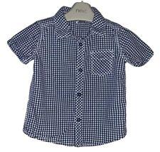 Boys Age 18-24 Months - Short Sleeved Shirt