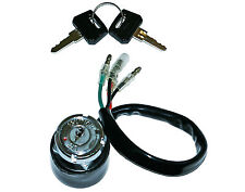 Honda CG125 ignition switch (77-83) 4 wires, 1 'on' position - fast despatch