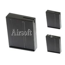 Airsoft 3pcs 36rd Mag Magazine For WELL L96 Series Spring Sniper Rifle