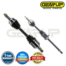 Pair CV Axle Joint Assembly Front LH RH ForNissan Maxima 3.5L 6 Speed 2004-2005