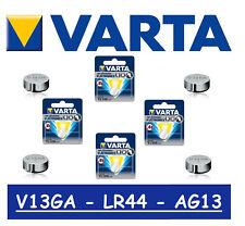 Knopfzelle Bulk oder Blister Varta Batterie V13GA 13GA AG13 LR44  1-50stück