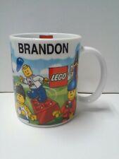 Coffee Cup Mug Lego Brandon Mall of America Soccer Skeleton Wizard Leggos 2006