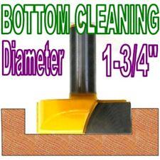"1 pc 1/2"" Shank 1-3/4""  Diameter Bottom Cleaning Router Bit  sct-888"