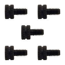 Lot 5 Black Oxide Thumb Screw 8-32 Tattoo Machine Binder Set For Contact Parts