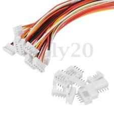 10 Kits Mini Micro JST 2.0 PH 5-Pin Maschio Femmina Cavo Connettore Spine 300mm