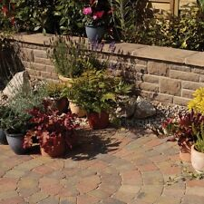 Bradstone Walling Blocks and Coping  -Antique  225x140mm  01618- CLEARANCE PRICE