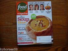 Food Network Magazine  Volume 6 Number 8 October 2013