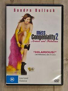 Miss Congeniality 2 DVD Region 4 - FAST POST