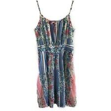 Paul & Joe Paris Floral Silk Blend Sun Dress Sz. 44 XL