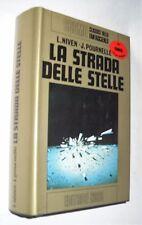 nivenpournelle LA STRADA DELLE STELLE nord oro ( 1975) cartonato 1 EDIZIONE