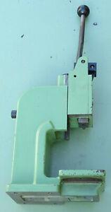 STEINEL PHK 8 Handhebelpresse Kniehebelpresse Tisch Presse 17 kg Hebelpresse